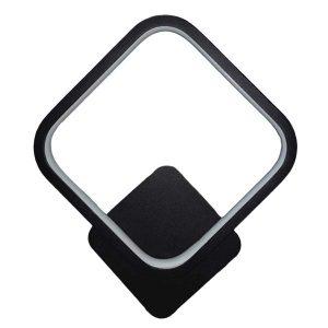 Απλίκα Φωτιστικό Τοίχου Leggenda W9028S-BL 12W 220V Ψυχρό-Φυσικό-Θερμό (3 σε 1)