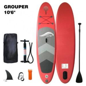 Sup Φουσκωτό Argo Too Much Grouper 10'6″ 320x81x15cm