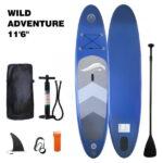 Sup Φουσκωτό Argo Wild Adventure 11'6″ 350x81x15cm
