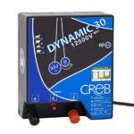 Ηλεκτρικός Φράχτης Ζώων Dynamic 30 230V 3.5J