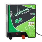 Ηλεκτρικός Φράχτης Ζώων Dynamic 40 230V 4.5J