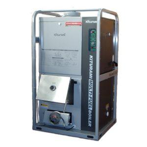 Λέβητας Μικτής Καύσης Ξύλου-Πετρελαίου Kiturami KRM30