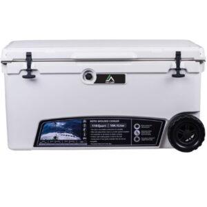 Ψυγείο Πάγου Pro Camp Deep Frost Με Ροδάκια 110QT 104.06L