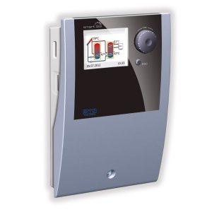 Διαφορικός Ελεγκτής Θερμοκρασίας EMZ SmartSol Comfort Για Μέσης Ισχύος Ηλιακή Εγκατάσταση