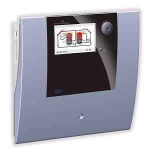 Διαφορικός Ελεγκτής Θερμοκρασίας EMZ SmartSol Plus Premium Για Σύνθετη Ηλιακή Εγκατάσταση