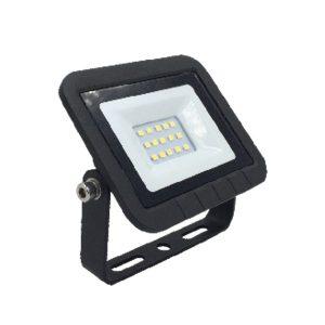 Προβολέας Led 10W 800LM 230V Slim Σειρά Tablet Θερμό 3000K