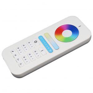 Controller Dimmer RGB 12V 216W/ 24V 432W για 6 Ζώνες RGB+CCT
